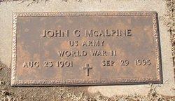 John C. McAlpine