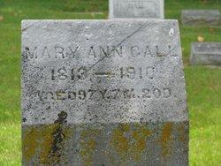 Mary Ann <i>Schiller</i> Gall