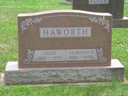 Callie E. <i>Furlong</i> Haworth