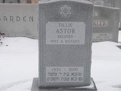 Tillie <i>Gichtin</i> Astor Goldman
