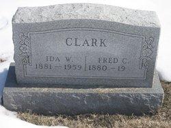 Fred C Clark