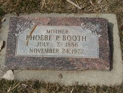 Phoebe <i>Price</i> Booth