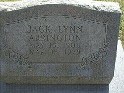 Pvt Jack Lynn Arrington