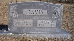 Berry Washington Davis