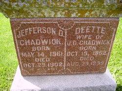 Deette <i>Finks</i> Chadwick