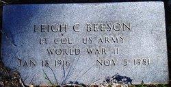 Leigh C. Beeson