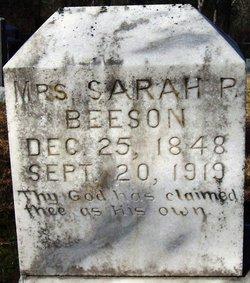 Sarah Poe <i>Reed</i> Beeson