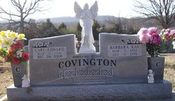 Barbara Kay <i>Patterson</i> Covington
