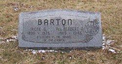 Irene <i>Green</i> Barton