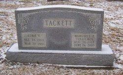 Lubie E. Tackett