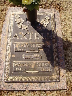 Margie Louise <i>Bailey</i> Axtell