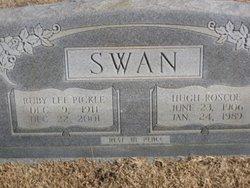 Hugh Roscoe Swan