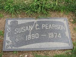 Susan Frances Bobo <i>Cunningham</i> Pearson
