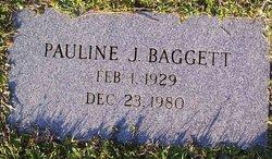 Pauline Sheldon <i>Johnston</i> Baggett