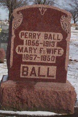 Mary Florence <i>Alsman</i> Ball
