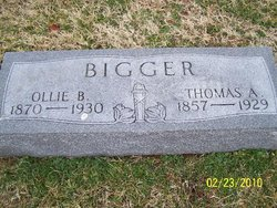Ollie B Bigger