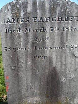 James Barcroft