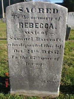 Rebecca <i>Coryell</i> Barcroft