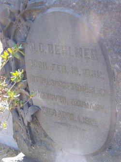 H.C. Behlmer