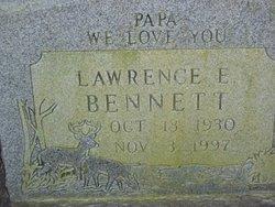 Lawrence Eugene Bennett
