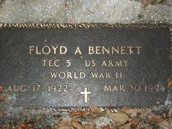 Floyd A Bennett
