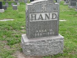 Anna M. Hand