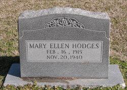 Mary Ellen <i>Hudson</i> Hodges