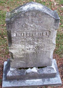 Marguerite I Anderson