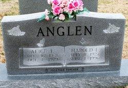 Alice I <i>Kennedy</i> Anglen
