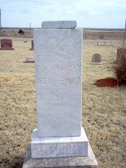 F. W. Anthony