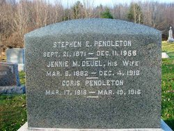 Doris Pendleton