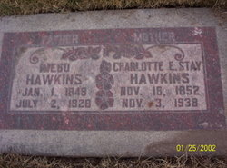 Charlotte Elizabeth <i>Stay</i> Hawkins