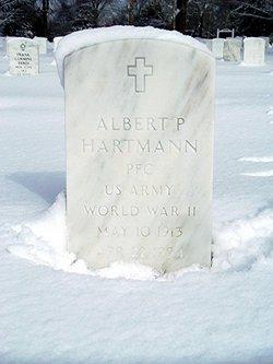 Albert P Hartmann