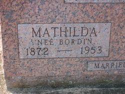 Mathilda <i>Bordin</i> Castiaux
