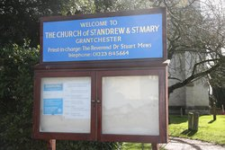 St Andrew and St Mary Churchyard