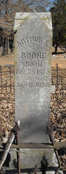 Arthur L. Boone