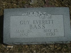 Guy Everett Bass