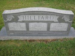 Barbara Ann <i>Cubbage</i> Hilliard