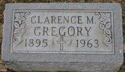 Clarence Millet Gregory, Sr