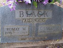 Romay Mae <i>Webb</i> Black