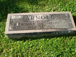 Henry Thomas Arnold, Sr