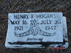 Henry F Hogans
