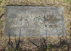 Silas Peter Dickerson