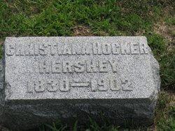 Christiana <i>Hocker</i> Hershey