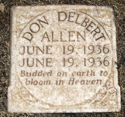 Don Delbert Allen