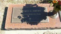 Bernice Lorraine <i>Hoff</i> Adams