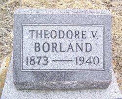 Theodore Van Buren Borland, Jr