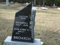 Maxwell Broatch
