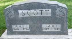 Sallie A <i>Nagle</i> Scott