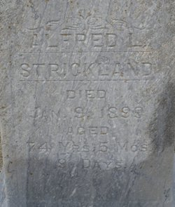 Alfred L. Strickland